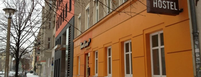 EastSeven Berlin Hostel is one of Die besten Hostels der Welt.
