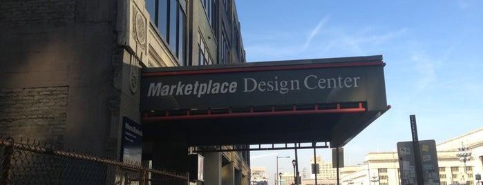 Marketplace Design Center is one of Lugares favoritos de Gail.