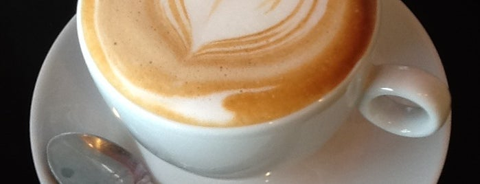 Latte Caffe is one of Lugares favoritos de Chuck.
