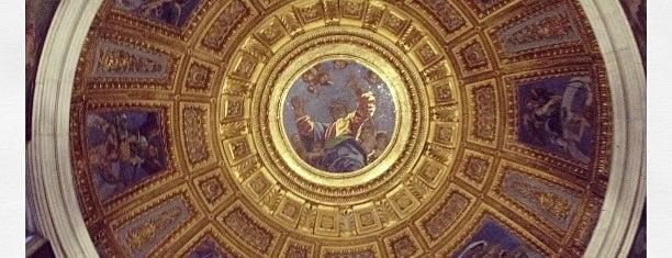 Basilica di Santa Maria del Popolo is one of Roma.