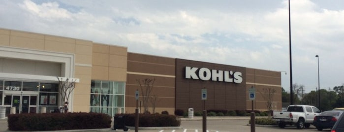 Kohl's is one of Lugares favoritos de Gregory.
