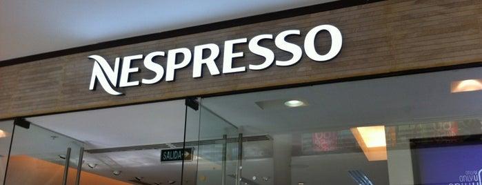 Nespresso Boutique is one of Minha Santiago (Chile).