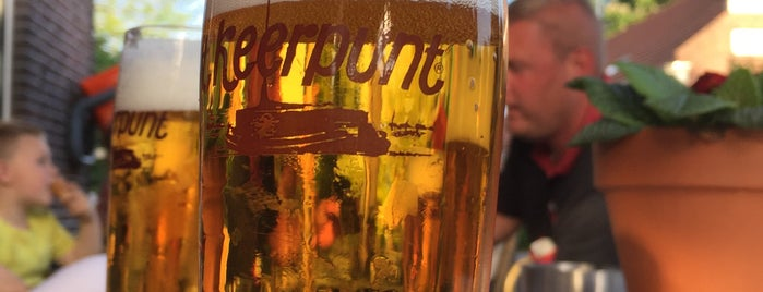 t' Keerpunt is one of Café Top-100 2015.