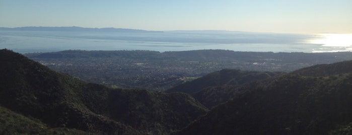 Mission Falls is one of Santa Barbara.