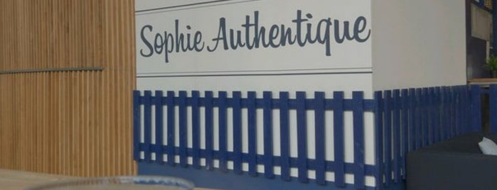 Sophie Authentique is one of Kendra 님이 좋아한 장소.