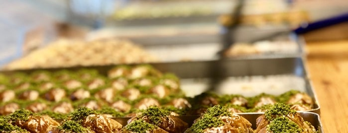 Paşam Baklava is one of g 님이 좋아한 장소.