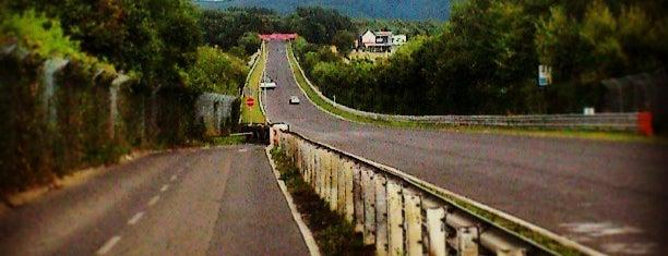 Einfahrt Nordschleife is one of Travel Bucket List.