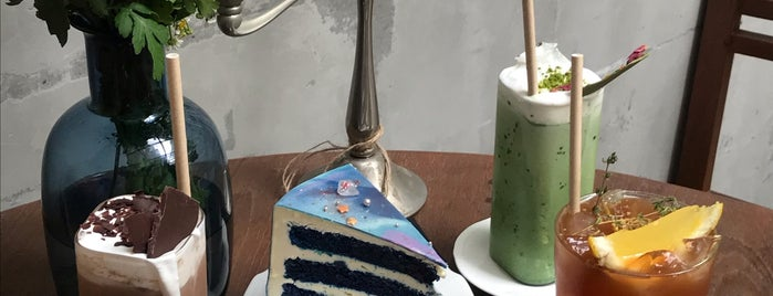 Unbirthday Cafe is one of Dimitris 님이 좋아한 장소.