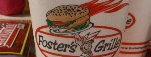 Foster's Grille is one of Lugares favoritos de Greg.