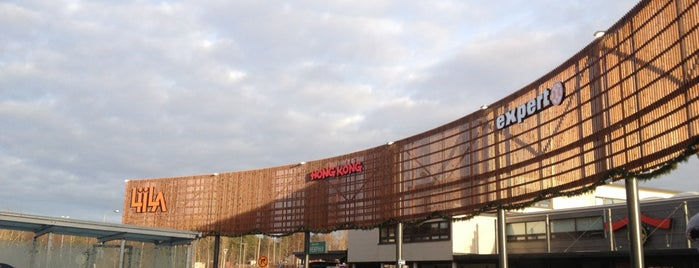Kauppakeskus Liila is one of Great malls & department stores.
