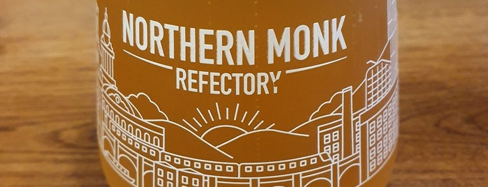 Northern Monk Refectory // MCR is one of Louise : понравившиеся места.