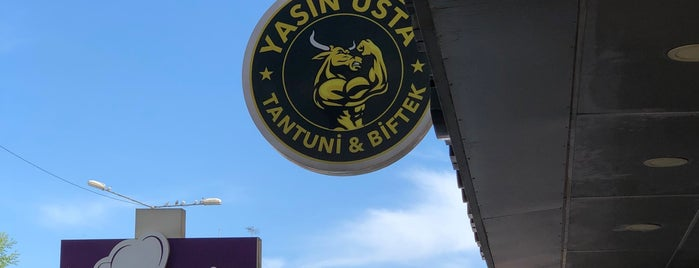 Yasin Usta Tantuni is one of Mersin.