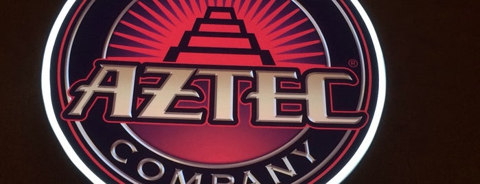 Aztec Brewing Co. is one of Breweries.
