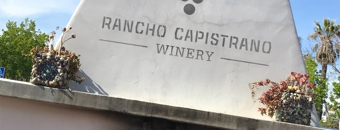 Rancho Capistrano Winery is one of Posti salvati di Jackie.