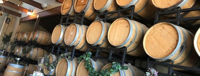 Sunshine Mountain Vineyard is one of Winery SD.