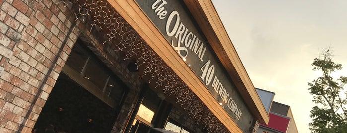 Original 40 is one of CA-San Diego Breweries.
