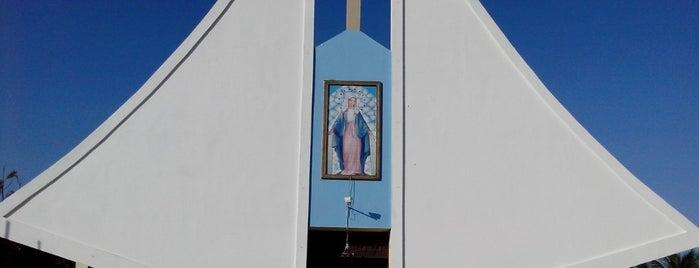 Igreja N. S. Das Graças is one of Lugares guardados de Arquidiocese de Fortaleza.