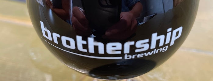 Brothership Brewing is one of Craft Breweries.