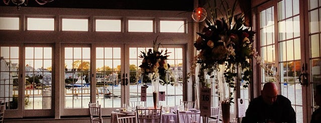 Wychmere Harbor Club is one of Cape Cod Wedding Weekend.