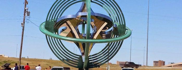 Oklahoma City Riversport is one of Oklahoma City OK To Do.