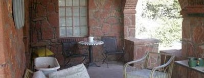 Red Stone Inn Bed and Breakfast is one of Oklahoma City OK To Do.