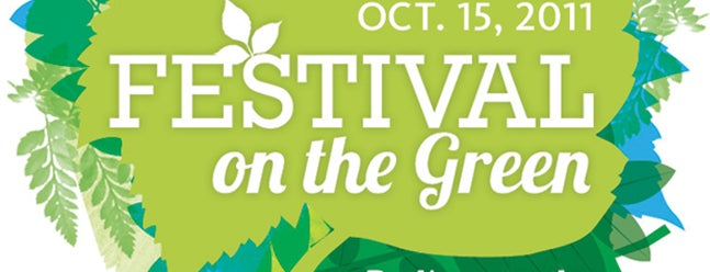 Festival On The green is one of Oklahoma City OK To Do.