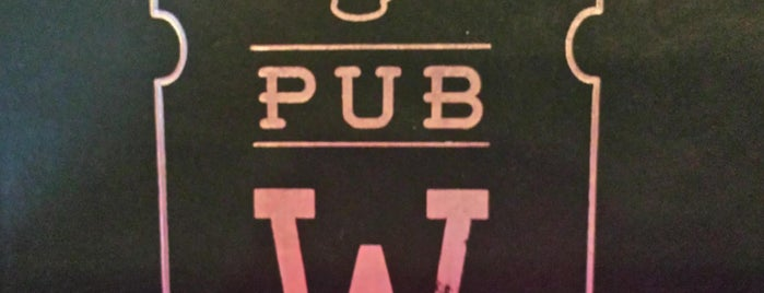 PUB W - American Ale House is one of Oklahoma City OK To Do.