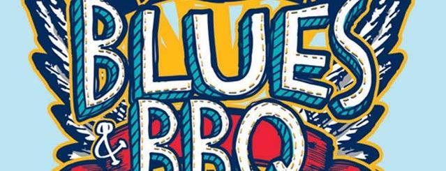 Bricktown Blues & BBQ Festival is one of Oklahoma City OK To Do.