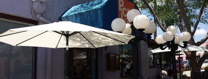 Picasso Café is one of Oklahoma City OK To Do.