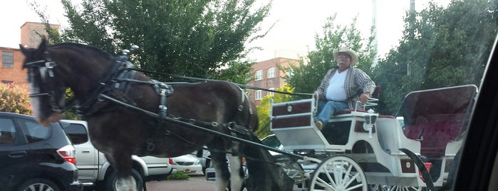D & D Carriages is one of Oklahoma City OK To Do.