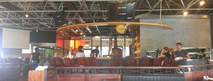 Golan Brewhouse & Brewery is one of Tempat yang Disukai Josh.