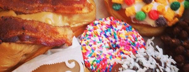 Voodoo Doughnut is one of Food.