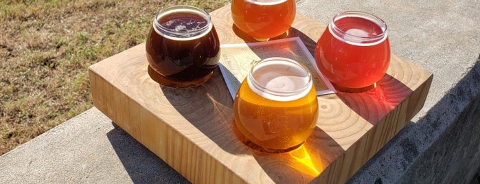 Haw River Farmhouse Ales is one of Craft Beer & Breweries.