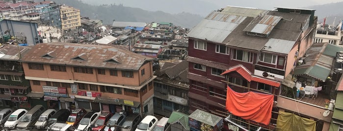 Dekeling Hotel Darjeeling is one of Artemy : понравившиеся места.
