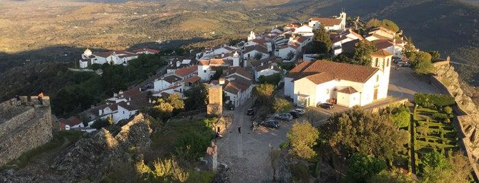 Marvão is one of Orte, die Pablo gefallen.