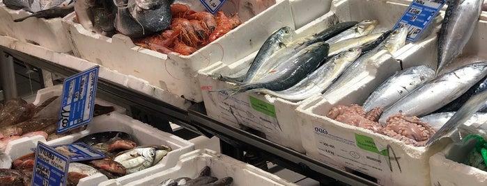 Supermercato dok is one of Ischia.
