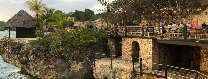 Rockhouse Restaurant is one of Negril.