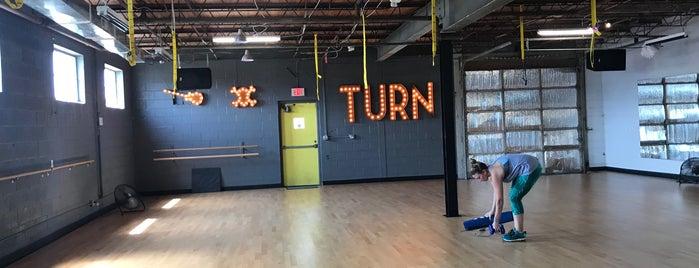 Turn Cardio Jam is one of Best Of Virginia.