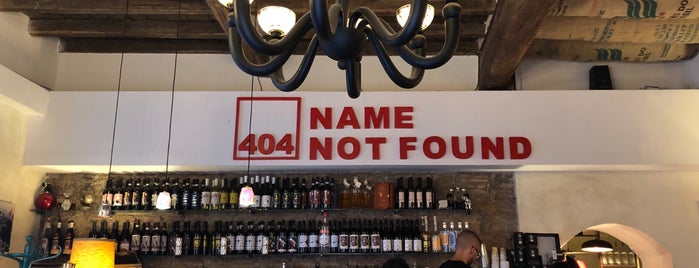 404 name not found is one of Roma.