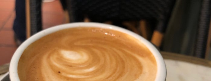 PlantShed Cafe is one of Orte, die Malika gefallen.