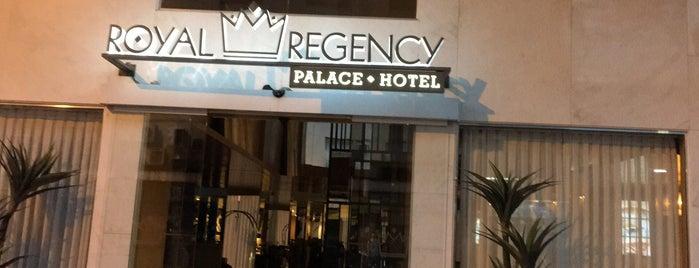 Royal Regency Palace Hotel is one of สถานที่ที่ Joana ถูกใจ.