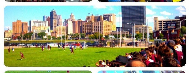 Detroit City Football Club is one of Posti che sono piaciuti a Matt.