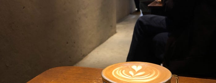 Halfway Coffee is one of Lugares guardados de C.