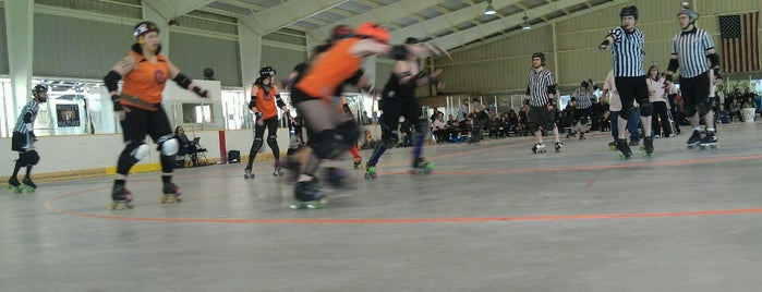 Buhr Park Roller Derby is one of Happenings.