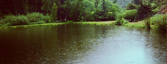 Mt. Evans Trout Fishing is one of Michael 님이 좋아한 장소.