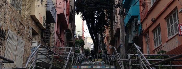 Escadaria 24 de Maio is one of Leo : понравившиеся места.