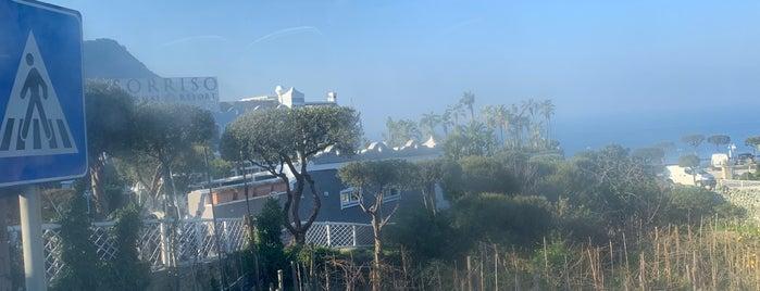 Sorriso Thermae Resort & SPA is one of Ischia.