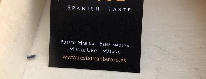 Restaurante Toro is one of Ramiro 님이 좋아한 장소.