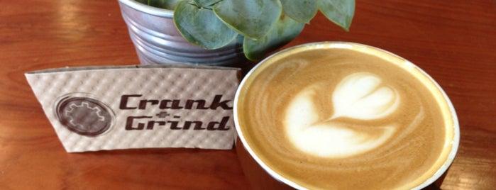 Crank & Grind is one of Orte, die Thaisa gefallen.