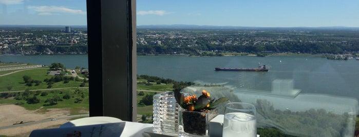 L'Astral Bar-Restaurant Rotatif is one of Quebec City, QC, Canada.